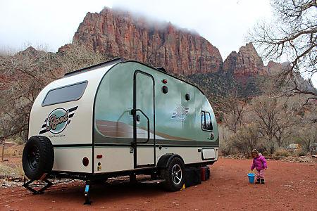 Big Small Rv Rentals Utah Bumper Pull Camper Rental