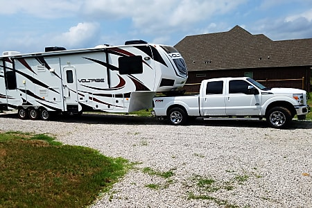 Budget Campers and Motorhomes for Rent in Oklahoma City | Go RV Rentals