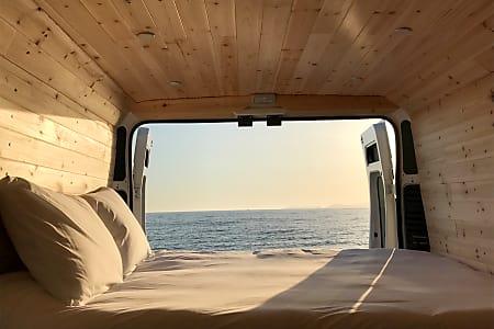 Seattle Campervans - The Flagship