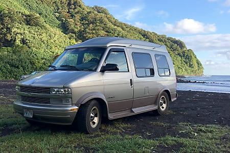 944eb3816b 2001 Custom Built Astro Conversion Van - Hana