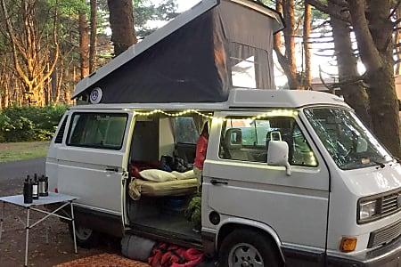 Peace Vans #11: Hamma Hamma Vanagon Weekender: Manual Transmission