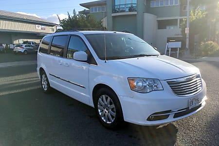 8dec2c2137 2014 Chrysler Town   Country Camper Van