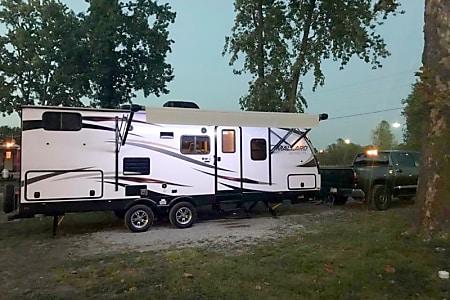 RV Rental Colorado Springs | Camper Van Rental | Go RV Rentals
