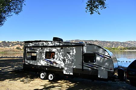 Camper Rental Modesto, Toy Hauler RV Rental, Sport Utility ATV