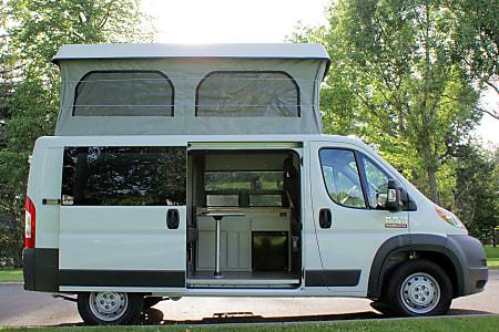 Dodge Promaster Van >> Disco 2017 Dodge Promaster