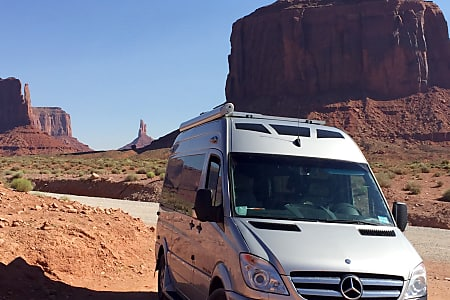Go RV Rentals Philly, Camper Van Rental / Class B Rental