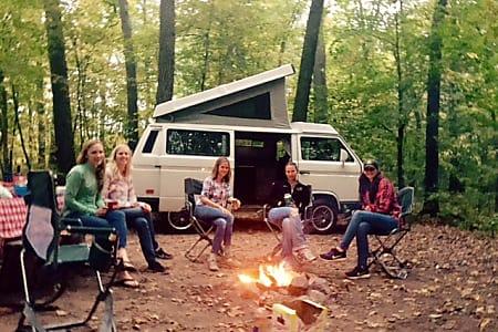 Groovy Cruisin Rex Camper Sleep Kitchen Camp Gear Beutiful Home Inspiration Aditmahrainfo