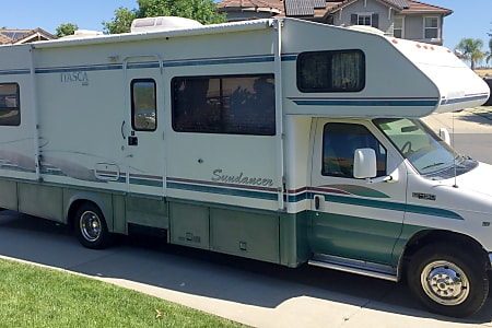 Cost to Rent an RV in the Bay Area, Class C Motorhome Rental, RV Rental