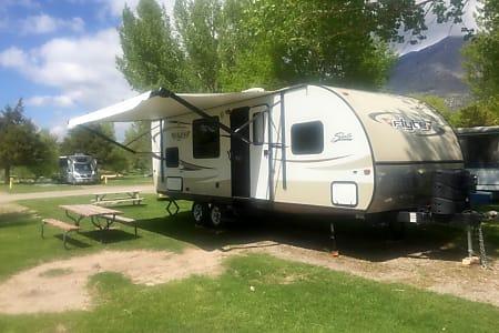 Big & Small RV Rentals Utah, Travel Trailer Camper Rental
