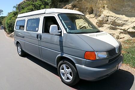 RV Rental San Diego, Camper Van Rental / Class B Rental