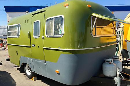 Seattle RV Rental, Bumper Pull Camper Rental, Travel Trailer Rental