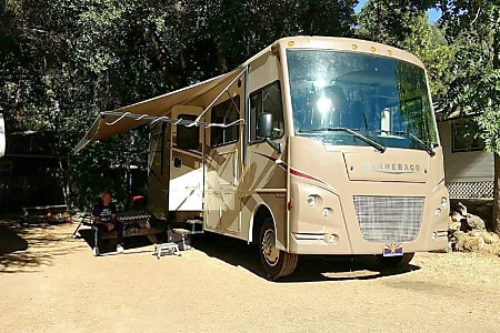 RV Rental Traverse City - Cadillac, MI | Go RV Rentals