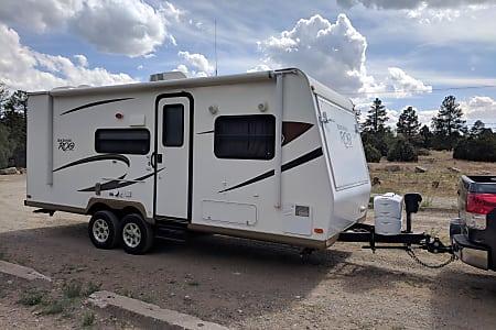 2012 Forest River Rockwood ROO Hybrid Camper