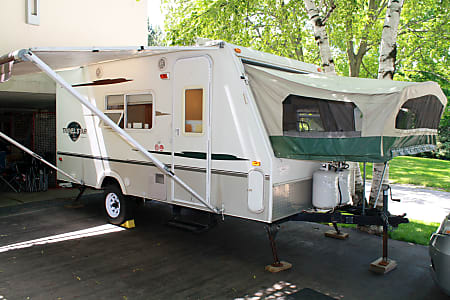 Toronto Motorhome & Camper Rental, Bumper Pull Camper Rental, Travel