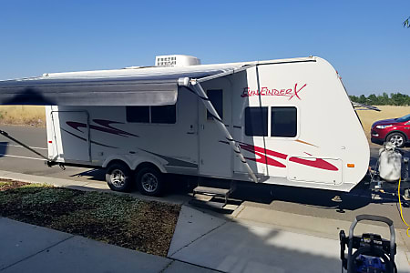 2008 Cruiser Rv Corp Fun Finder Xtra