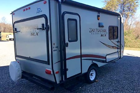 2014 Jayco Jay Feather Ultra Lite SLX Hybrid 16XRB on