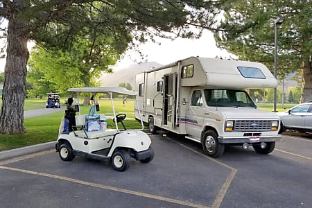 Go RV Rentals   Jackson, Wyoming