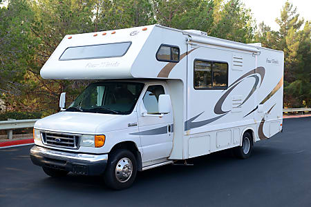 2007 Thor Motor Coach Four Winds Five Thousand