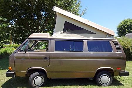 1986 Volkswagen Westfalia