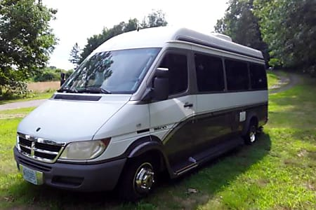 Dodge Sprinter Rv >> 2003 Dodge Sprinter Van