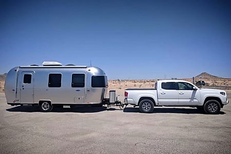 2018 22' Bambi Sport Airstream Delivery to LAS