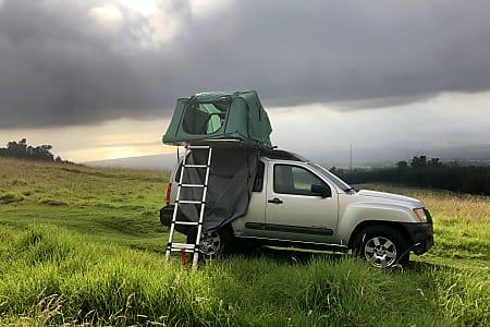 """Maui """"Kekoa"""" nissan xterra 4WD or similar"""