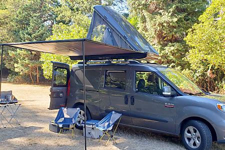 Seattle RV Rental, Camper Van Rental / Class B Rental