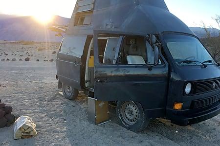 1991 Volkswagen Transporter Syncro 16 4x4 (Vanagon) Campervan