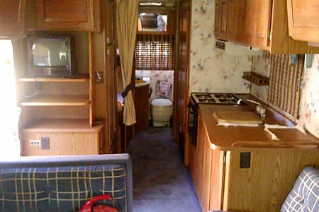 Los Angeles RV Rental, Class A Motorhome Rental, RV Rental