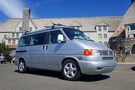 2001 Volkswagen Westfalia