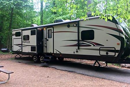 RV Rental Prices in Atlanta, Travel Trailer Camper Rental