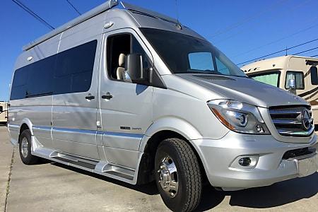 RV Rentals Near Sacramento, Camper Van Rental / Class B Rental