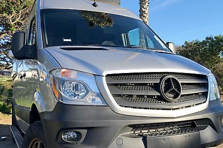 4x4 2019 Mercedes Sprinter Custom Winnebago Revel