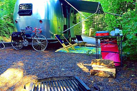 Camper Van Rental Portland, Bumper Pull Camper Rental