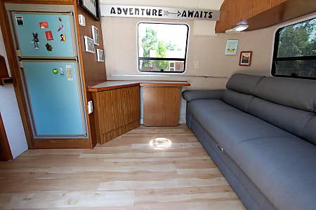 Cool 1999 Airstream Safari Creativecarmelina Interior Chair Design Creativecarmelinacom