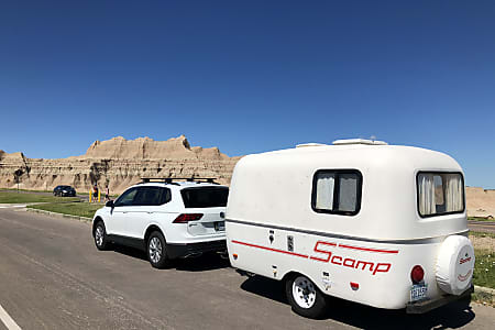 RV Rental Twin Cities, Bumper Pull Camper Rental, Travel