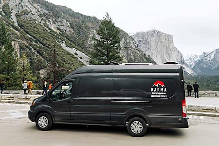 Calgary RV Rentals   Karma Campervans