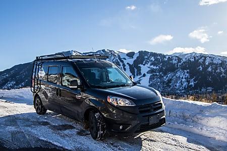 Cheapest Colorado Campervan Rentals Under $125/Night   Go RV