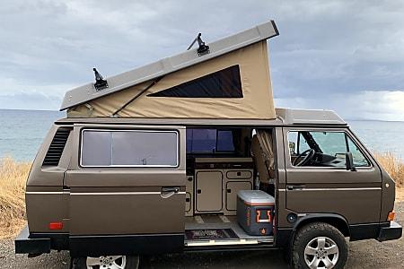 Rocky - Maui Westy Campers