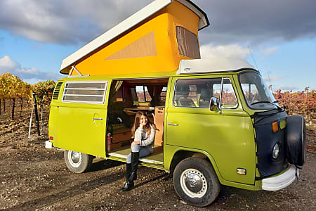 Vw Camper Van >> Mike The 1979 Vw Camper
