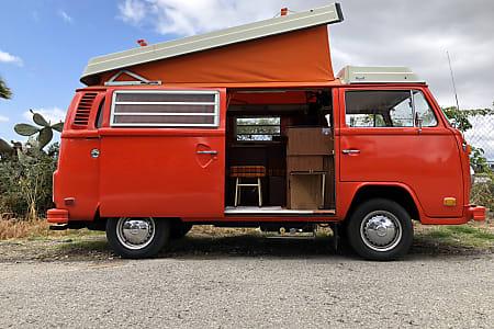 AWESOME 1974 Volkswagen Westfalia camper in los angeles,CA