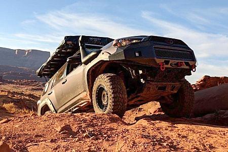 2014 4x4 Toyota 4Runner Trail Edition Premium (ATSR Build)