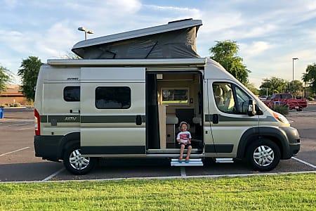 2019 Hymer Loft Camper Van