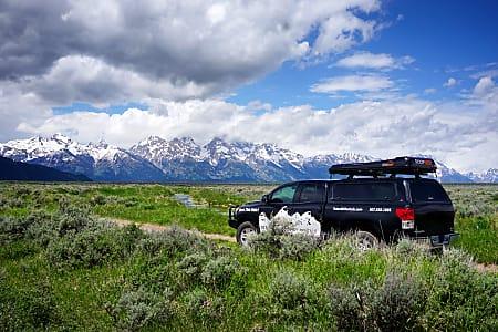 RV Rental Jackson Hole, Wyoming | Camper Rental | Go RV Rentals
