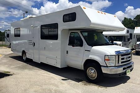 Cost to Rent an RV in Miami, Class C Motorhome Rental, RV Rental