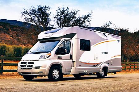 RV Rental Indianapolis, Camper Van Rental / Class B Rental