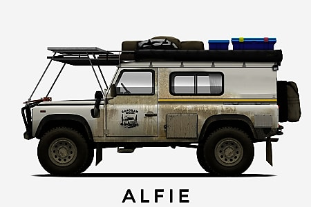 Land Rover Defender 110 >> Land Rover Defender 110 With Roof Top Tent