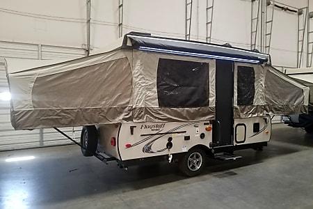 Los Angeles RV Rental, Popup Camper Rental, Travel Trailer