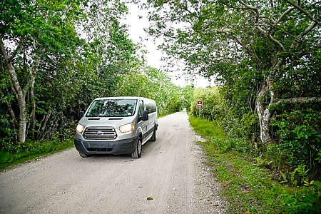 Clover | Vanhoo Camper Vans (Unlimited Miles)