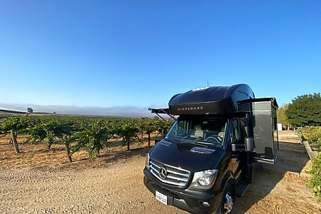 Metalic Black 2019  Mercedes Winnebago View 24J RV